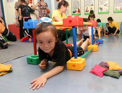 感觉统合训练适合多大的孩子?